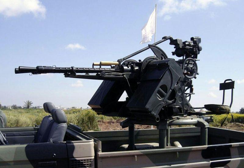 Military Technics :: ZU-2
