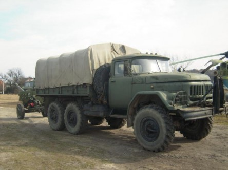 ZIL 131 (open version)